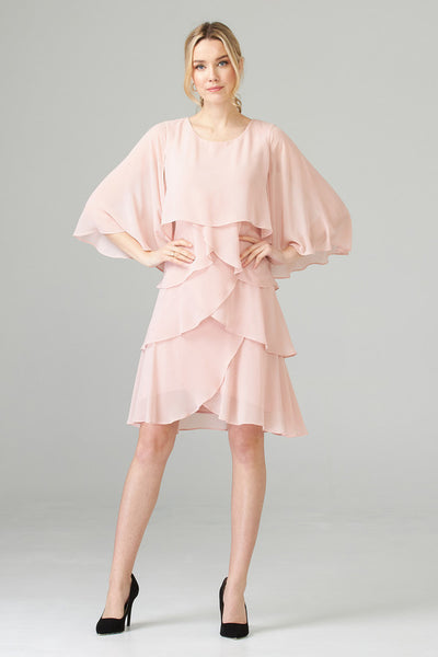Joseph Ribkoff Dress Style 201176 in Rosé
