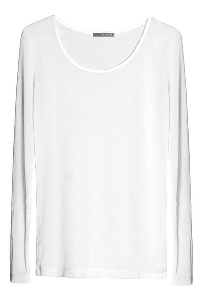 Lounge the Label Top Andres in White