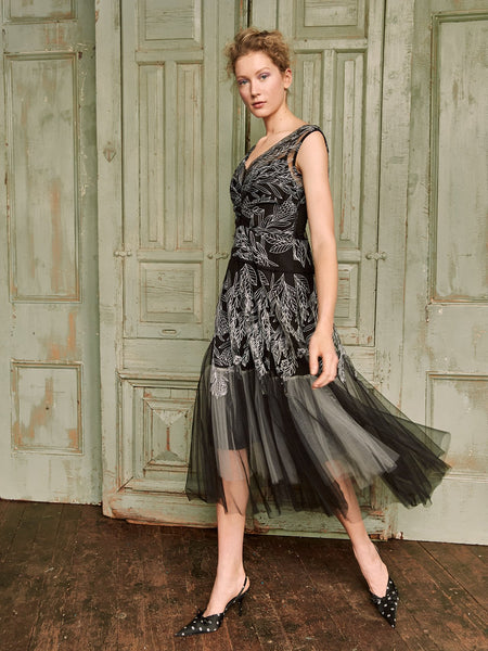 Moss & Spy Degas Dress