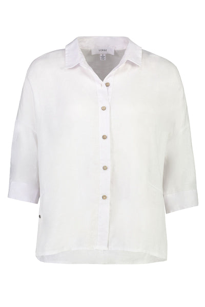 Verge Valid Shirt in White