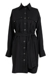 Ginger & Smart Cruiser Shirtdress - Black