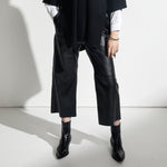 Raw by Raw York Culottes - Jet Black
