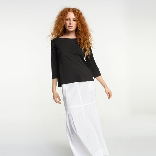 Mela Purdie Relaxed Boat Neck F01 2630