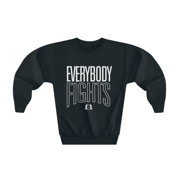 EverybodyFights Kids Crewneck Sweatshirt