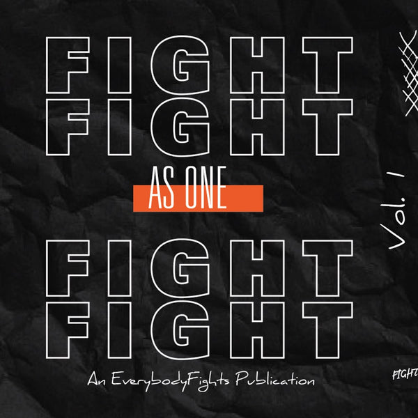 The Fight Book | An EverybodyFights Publication