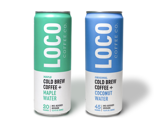 Cold Brew Variety Pack - 12 Pack