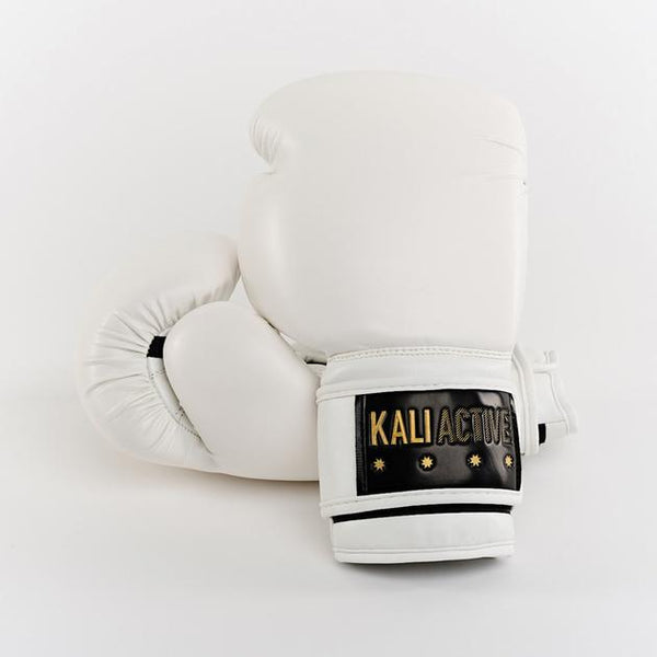 KALI ACTIVE CORE GLOVE (14 OZ) - WHITE