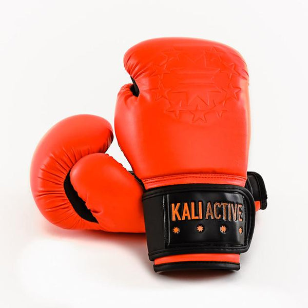 KALI ACTIVE BOXING GLOVE (14 OZ) - NEON