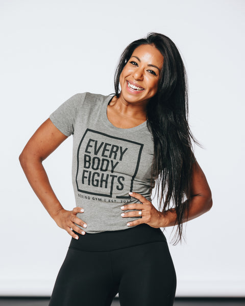 *NEW* EverybodyFights - Women's Short Sleeve Tee