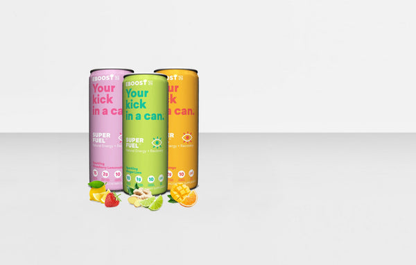 SUPER FUEL Natural Energy Drink
