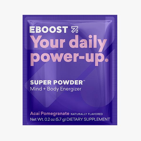 SUPER POWDER Mind + Body Energizer