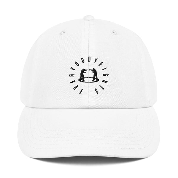 EverybodyFights Circle Logo Dad Hat