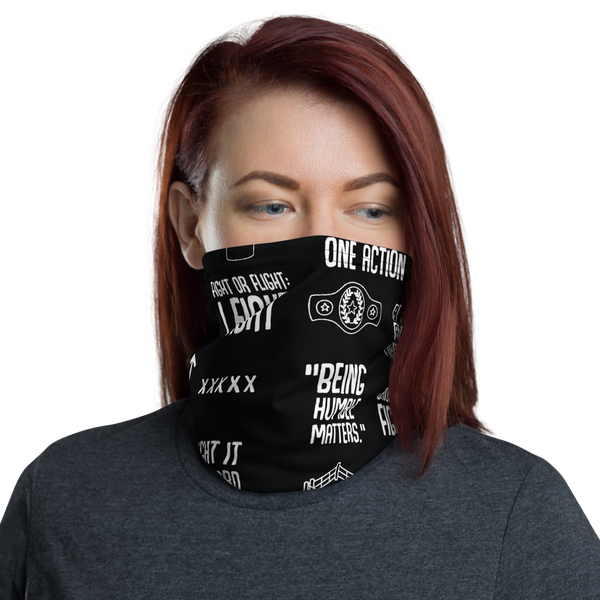 EverybodyFights | Face Mask/Neck Gaiter