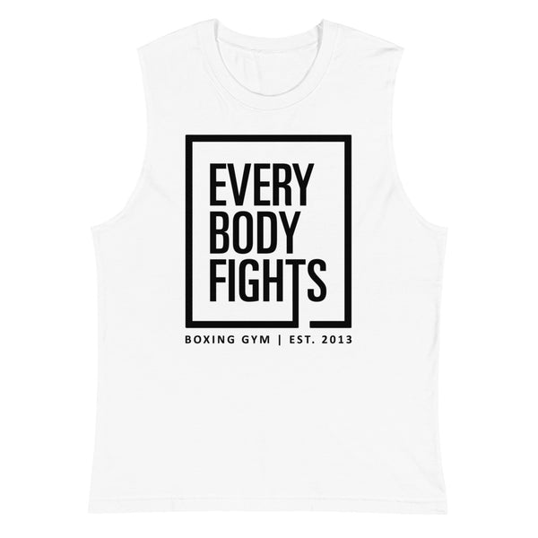 *New* - EverybodyFights Muscle Shirt