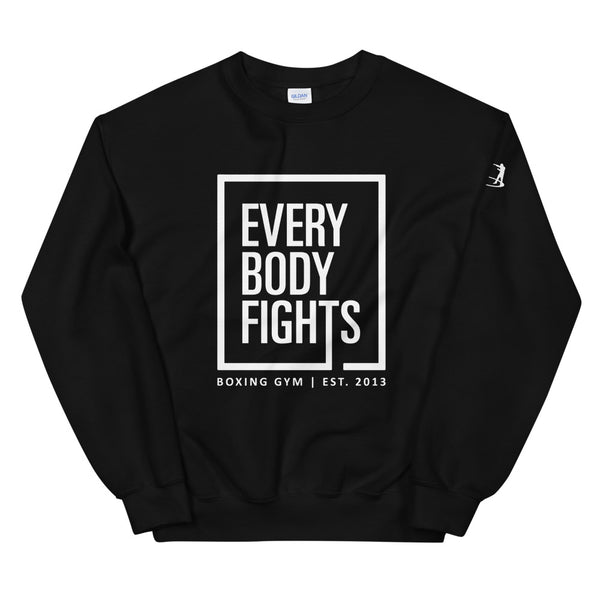 *New* - EverybodyFights Unisex Sweatshirt
