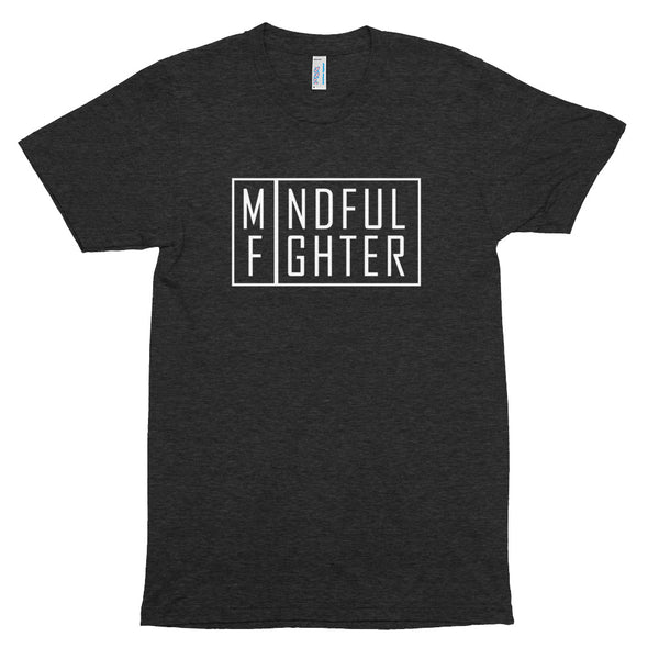 Mindful Fighter (Unisex Tri-Blend)