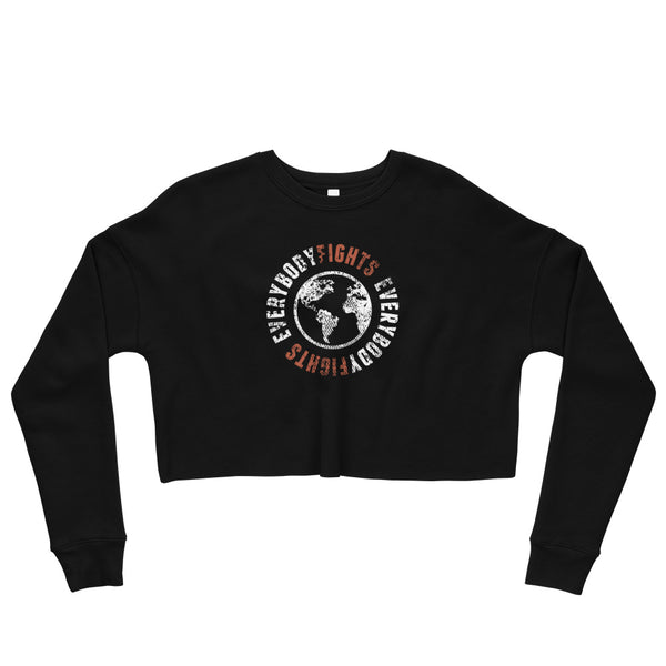 EverybodyFights | 2020 Spring Capsule (Crop Sweatshirt)