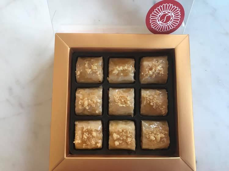 Green Tea Premium Baklava