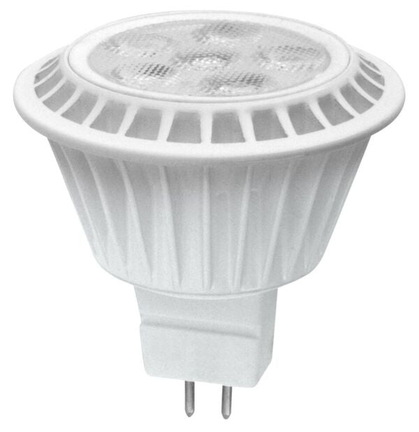 TCP Elite 7 Watt MR16 LED - Dimmable - 500 Lumens - 3000K - 40° Flood - 50 Watt Equivalent