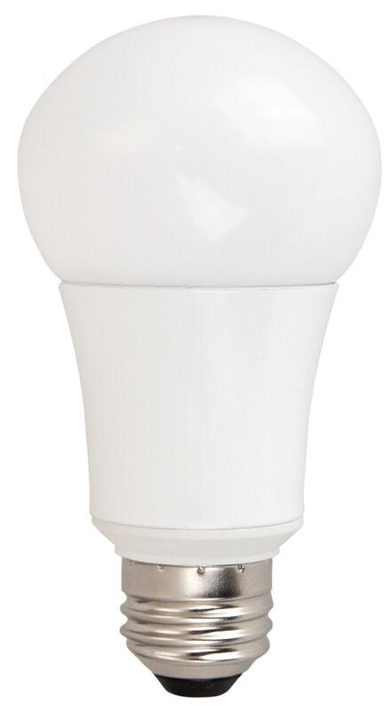 TCP Elite 7 Watt A19 LED - Dimmable - 500 Lumens - 4100K - 230° Omni - 40 Watt Equivalent