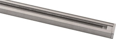 Banvil RIO 4' Track for 2-Wire Systems - Silver (Pewter)