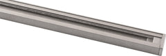 Banvil RIO 8' Track for 2-Wire Systems - Silver (Pewter)
