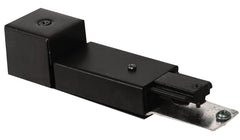 Banvil RIO Cable Power Feed BX for Track Lighting - Black