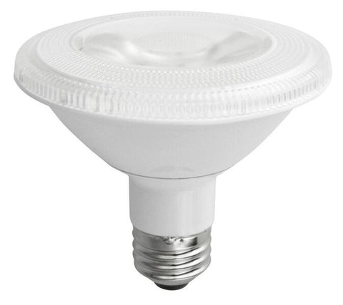 TCP Elite 10 Watt PAR30 LED - Short Neck - Dimmable - 600 Lumens - 2700K - 40° Flood - 60 Watt Equivalent
