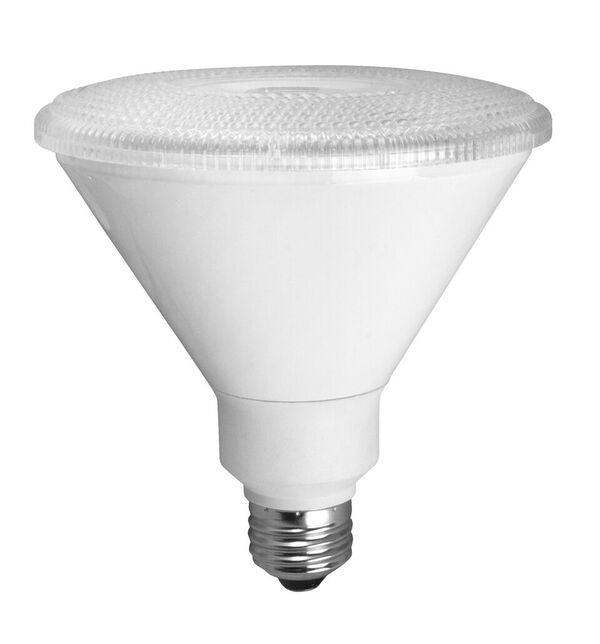 TCP Elite 17 Watt PAR38 LED - Dimmable - 1300 Lumens - 4100K - 15° Spot - 120 Watt Equivalent