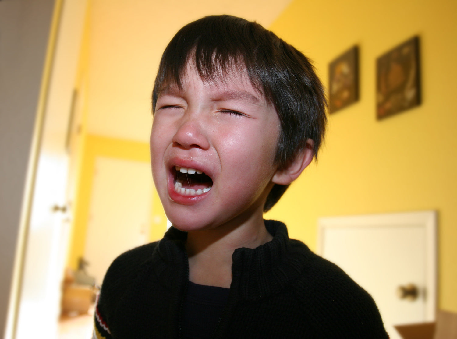 How To Navigate Tantrums With A Child With Behavioral Issues