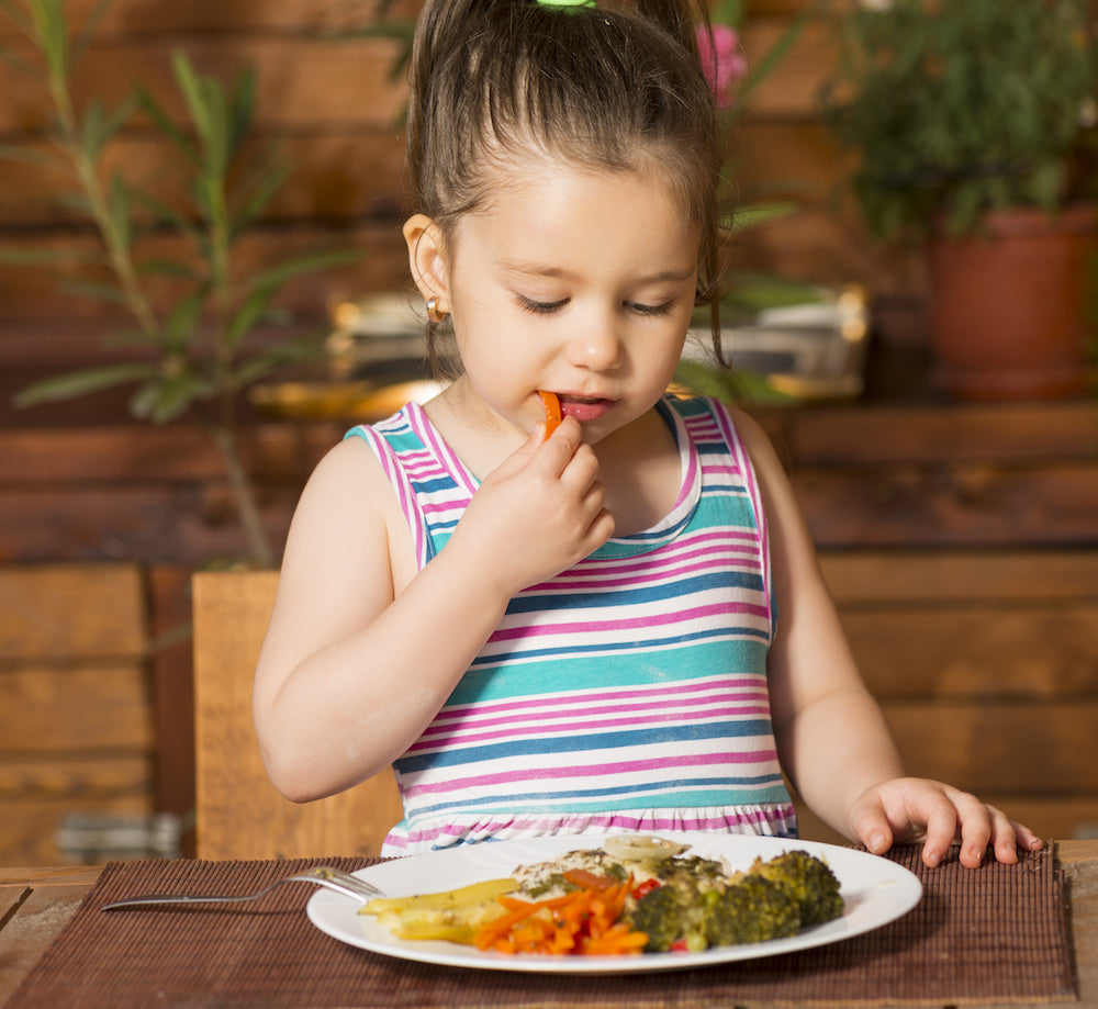 Common Nutrient Deficiencies In Children With Behavioral Issues