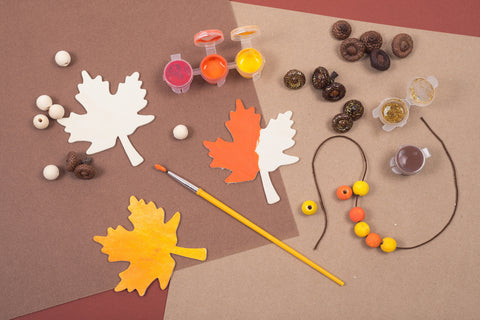 Four More Fall-Themed Art Projects for Your Child With Behavioral Issues