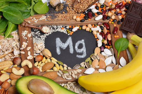 How Magnesium Can Fight Anxiety and Help With Sleep