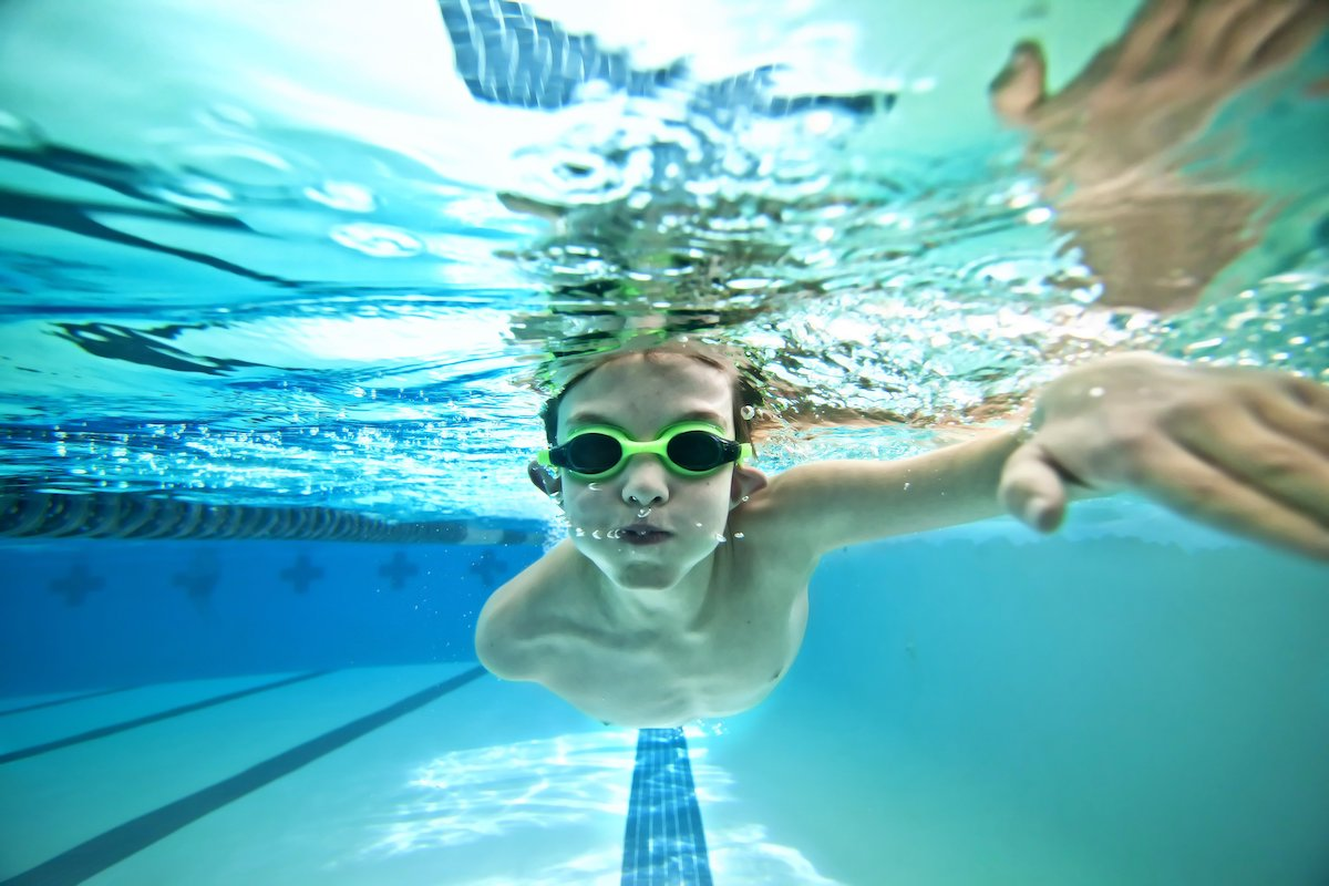How Swimming Helps Kids with ADHD