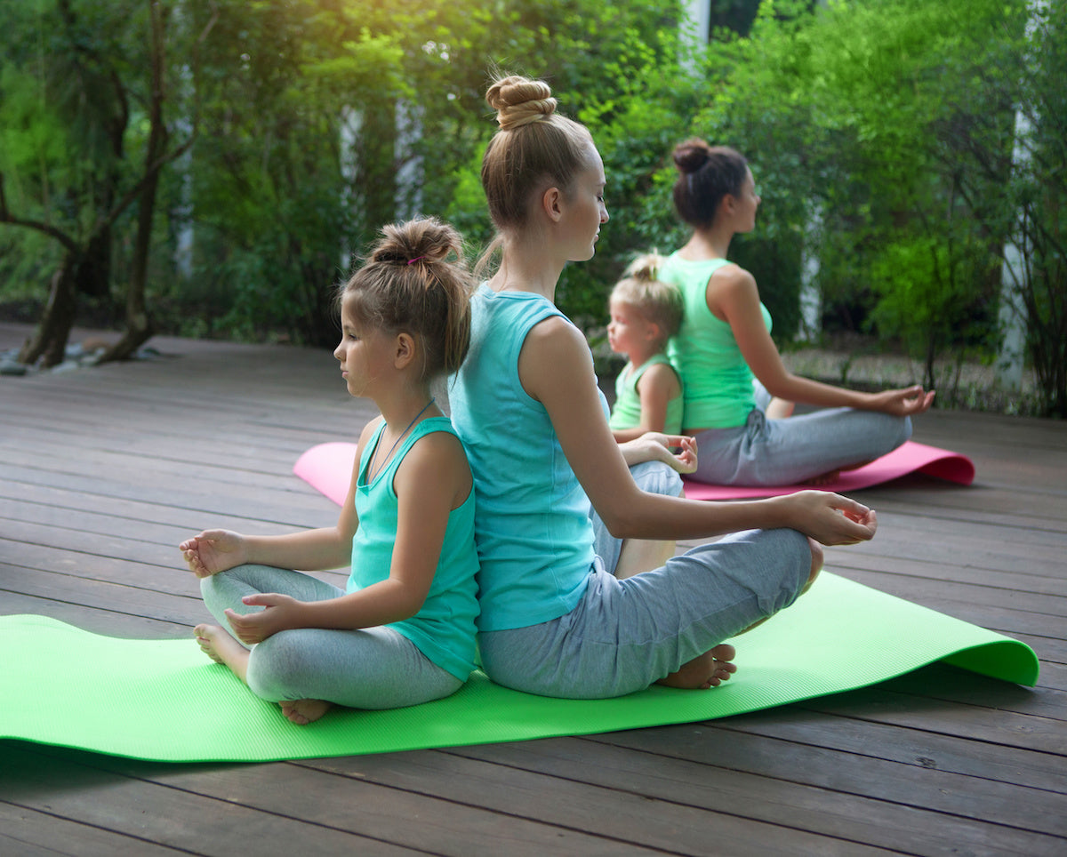 Yoga Help Your Child