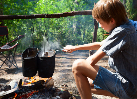 How To Have A Successful Camping Trip With A Child With Behavioral Issues.