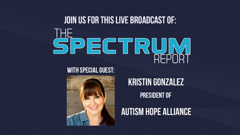Spectrum Report Podcast: Learn Autism Hope Alliance supports families and how YOU can be a part.