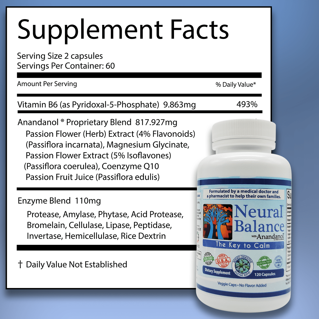 Neural Balance Capsules Bundle (Buy 2 Get 1 Free)