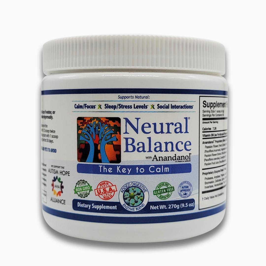 Products - Neural Balance (60 Serving Tub)
