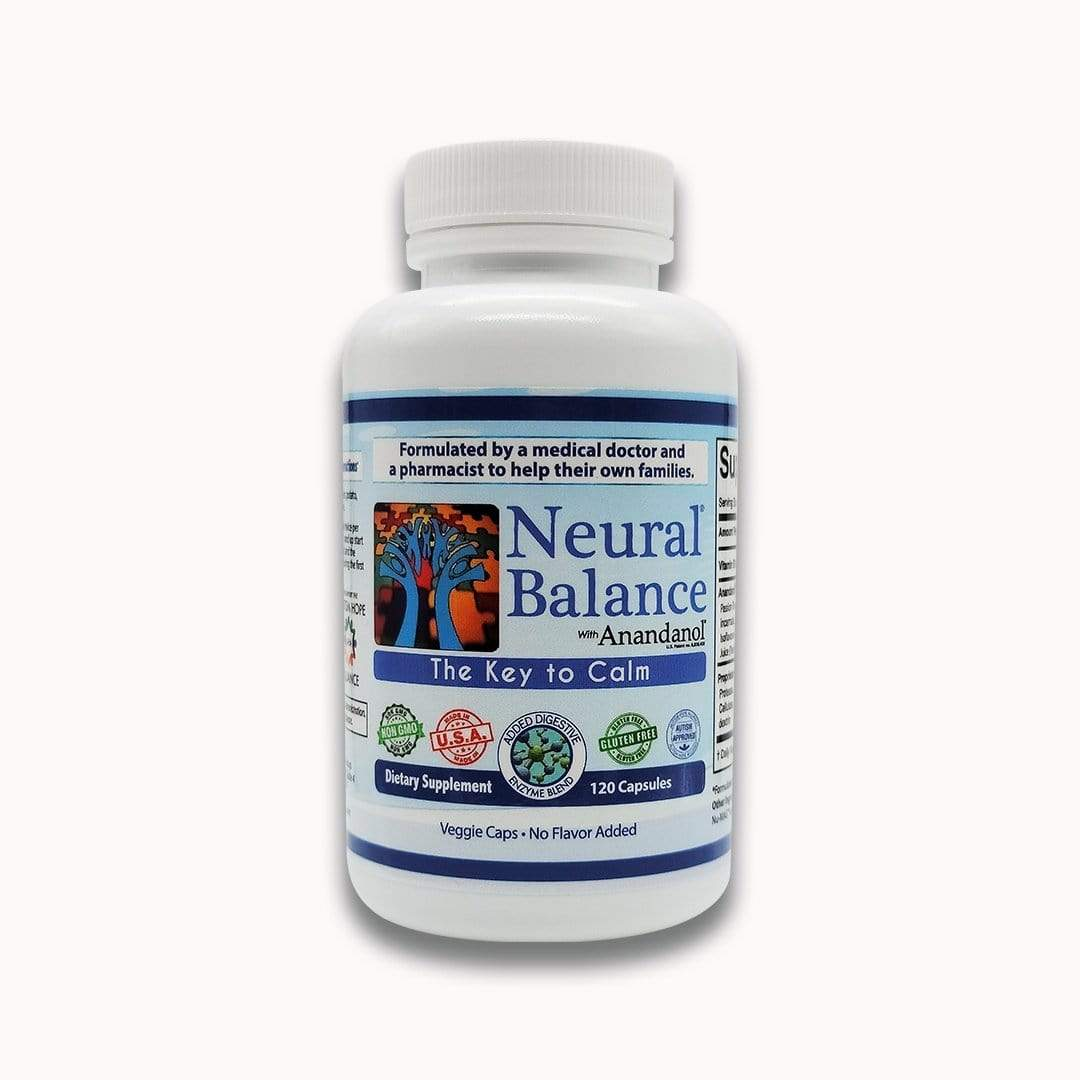 Products - Neural Balance Capsules (120 Ct. Capsules)
