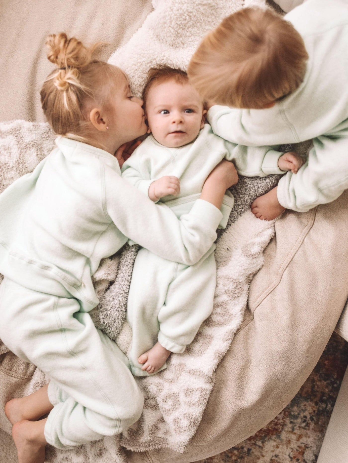 Our latest Baby + Kid Loungewear... - PAIGELAUREN