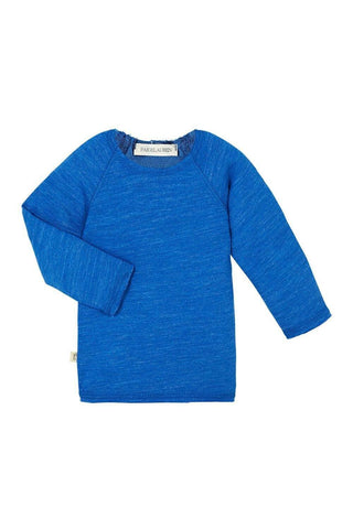 Baby L/S Twofer Bodysuit - Coastal
