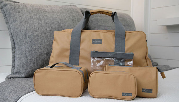Perfect Duffle - Oyster Collection
