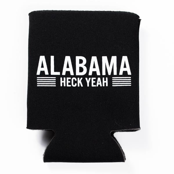 Heck Yeah State Coozie - Alabama