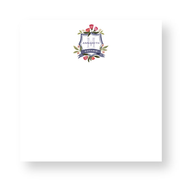 Executive Notepad - Couture Crest CR11