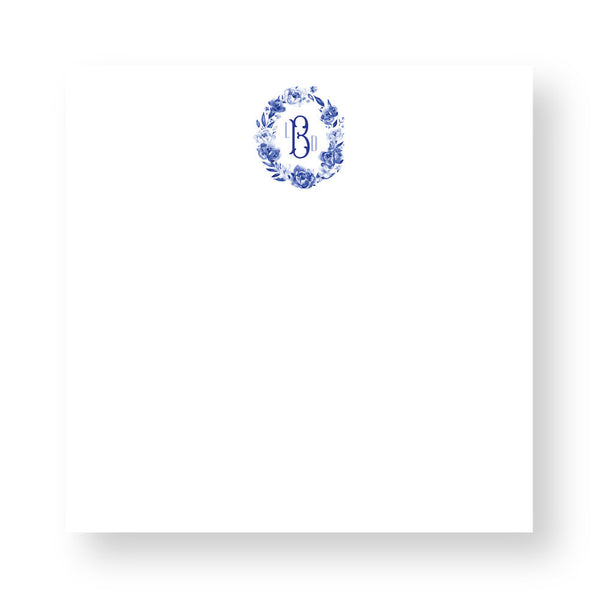 Executive Notepad - Couture Crest CR13