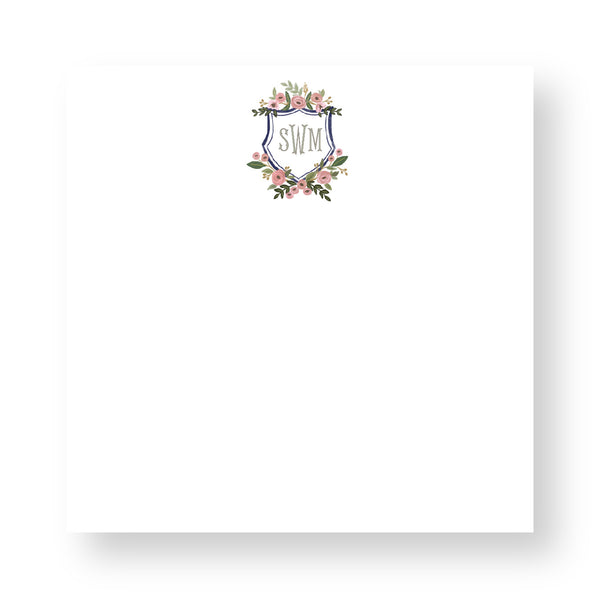 Executive Notepad - Couture Crest CR8