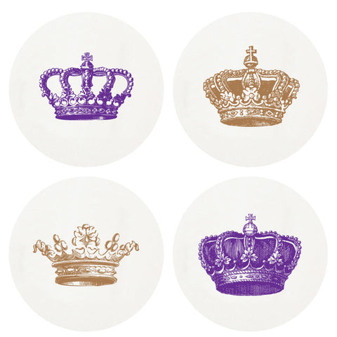 Letterpress Regal Coasters