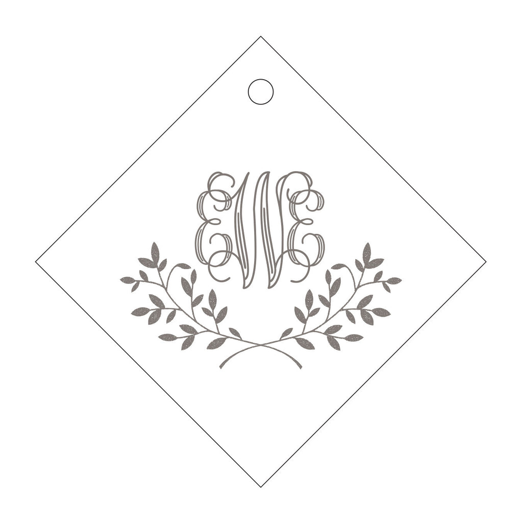Letterpress Gift Tag - T118