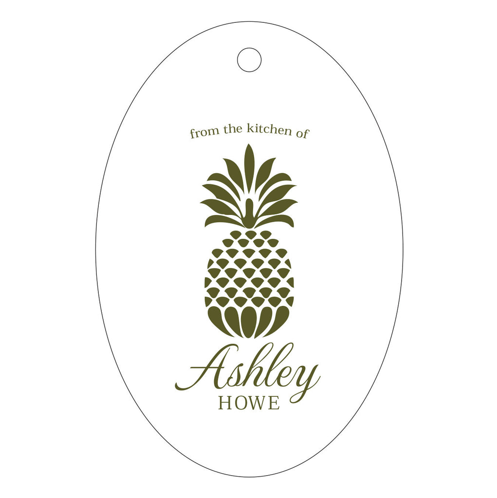 Letterpress Gift Tag - T3